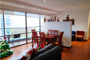Apartamento Ciudad Jardin Norte, Colina Campestre - 122mt, tres alcobas, balcon