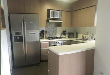 Apartamento en venta en Loma De Benedictinos de 1 habitacion