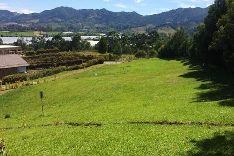 Portada Lote en Venta en  Guamito-La Ceja, Antioquia con 2951 mt