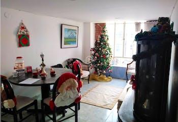 Apartamento en Sabana de Tibabuyes, Suba - 61mt, tres alcobas