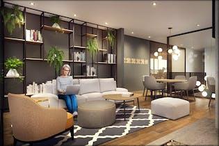 Area 93, Apartamentos en venta en Chicó Reservado de 1-2 hab.