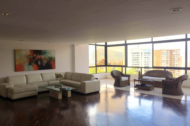 Portada Apartamento en El Poblado, Penthouse de 446mt