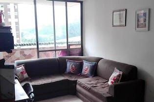 Apartamento en Ferreria, La Estrella - 62mt, tres alcobas, balcon