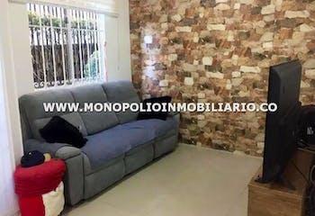 Apartamento en Calle Larga, Sabaneta - 60mt, dos alcobas, balcon