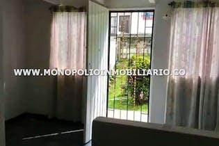 Casa en Pajarito, Robledo - 57mt, tres alcobas, terraza