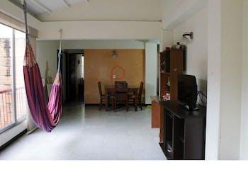 Apartamento en San German, Robledo - 74mt, tres alcobas