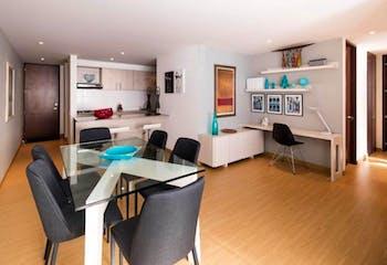 Apartamento En Chía-Casco Urbano Chía, con 3 Habitaciones - 81 mt2.