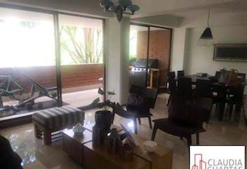 Apartamento En El Poblado-Las Lomas, con 3 Habitaciones - 190 mt2.