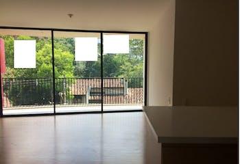 Apartamento en Las Lomas, Poblado, 2 Habitaciones- 85m2.