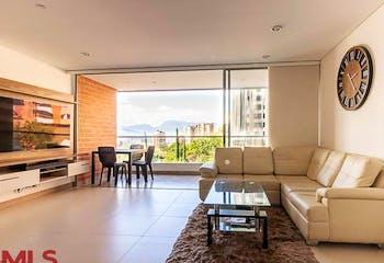 Apartamento en Envigado-El Esmeraldal, con 2 Habitaciones - 97 mt2.