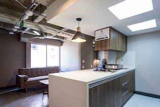Apartamento en San Diego-la candelaria,43,84 mts2-1 Habitación, Amoblado