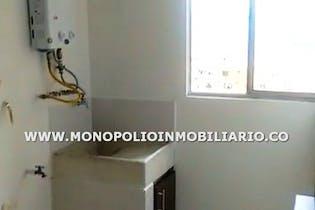 Apartamento en Bello-San Martín El Ducado, con 3 Habitaciones - 48 mt2.
