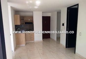Apartamento en Sabaneta-Calle Larga, con 2 Habitaciones - 48 mt2.