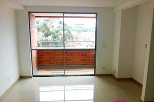 Apartamento En Itagüí-El Rosario, con 3 Habitaciones - 76 mt2.