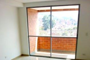 Apartamento En Itagüí-El Rosario, con 3 Habitaciones - 77 mt2.
