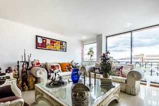 Apartamento Duplex con chimenea en Santa Barbara de 138m2