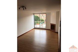 Apartamento en Cedritos, Cedritos - 89mt, tres alcobas, chimenea