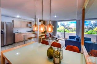 Apartamento en Sector Las Acacias Itagüí, Con 3 habitaciones-77mt2