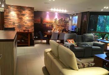 Apartamento en venta en Las Lomas de 173m²