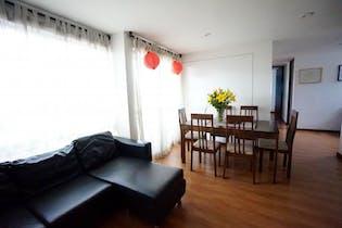 Apartamento En Bogota, Los Hayuelos. Con 3 habitaciones-70.4mt2