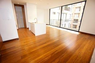 Apartamento En Bogota El Chico, Con 2 habitaciones-94mt2