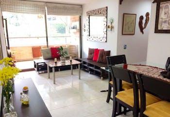 Apartamento en venta en Los Balsos de 110m² con Gimnasio...