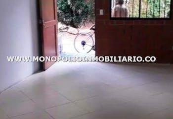 Casa unifamiliar sector La Tablaza, La Estrella, Con 3 habitaciones-84mt2