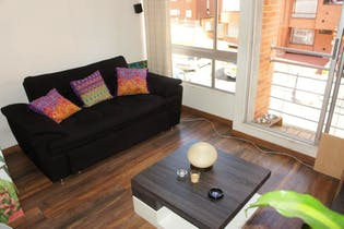 Apartamento en venta en Barrio Cedritos 81m² con Gimnasio...