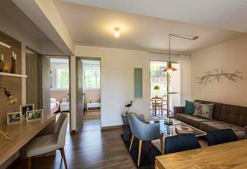 Mi Mundo, Apartamentos en venta en Niquía Parte Alta con 40m²