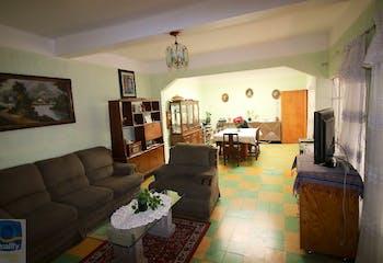 Casa en venta de 337 m2 en Santiago Norte, Iztacalco