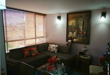 apartamento Prado Veraniego, Colina Campestre, 3 Habitaciones- 98m2.
