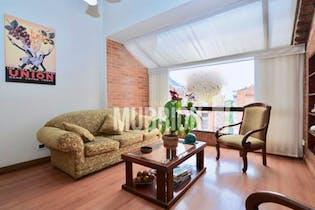 Apartamento En La Castellana, Barrios Unidos, 4 Habitaciones- 158m2.