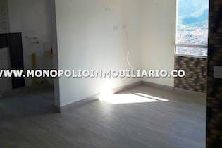 Apartamento en San Martín El Ducado, Bello, 3 Habitaciones- 54m2.