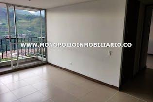Apartamento en Tablaza, La Estrella, 2 Habitaciones- 50m2.