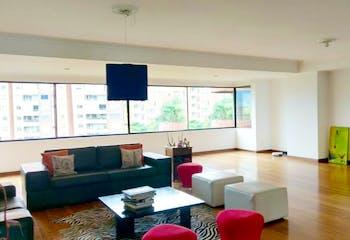 Apartamento en venta en Los Balsos de 3 hab.