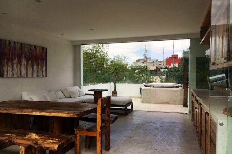 Portada Departamento en venta en Polanco, Miguel Hidalgo con terraza.