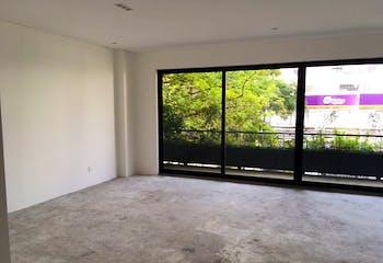 Departamento en venta en Polanco de 185mt2 con balcón.