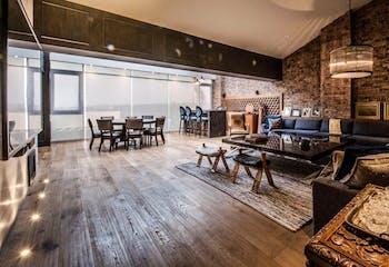 Departamento en venta en Polanco, 420mt penthouse