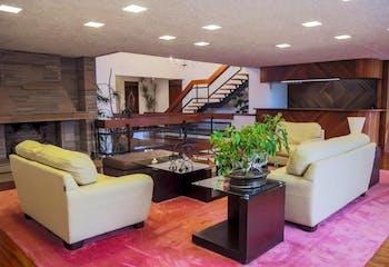 Casa en venta en Bosque de las Lomas de 1000 mt con 3 chimeneas