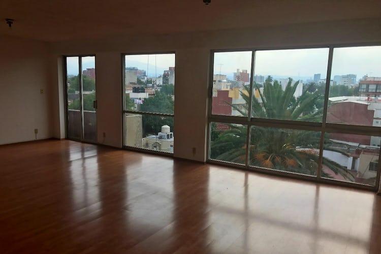 Portada Departamento en venta en Vertiz Narvarte, con balcón.