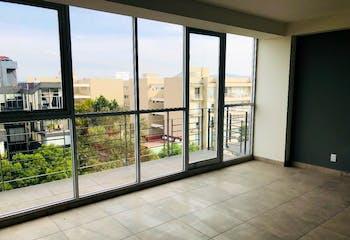 Departamento en venta en Narvarte de 109 mt con balcón