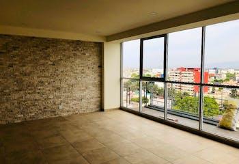 Departamento en venta en Narvarte de 131 mt con balcón