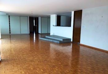 Departamento en venta en Polanco, 260 m2 con balcón.