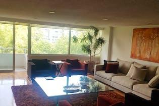 Departamento en venta en Lomas de Chapultepec, 310 m2 con balcón.