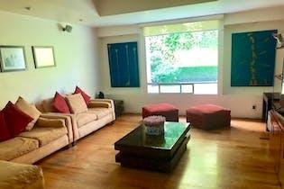 Departamento en venta en Lomas de Chapultepec, 385 m2, con Jardín y terraza.
