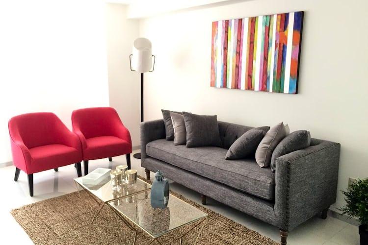 Portada Departamento en venta en Polanco, 164 m2, con terraza cubierta.