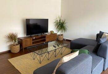 Departamento en venta en Col. Polanco 225 m2, con terraza.