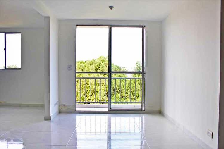 Portada Apartamento en Riogrande, Rionegro - 55mt, dos alcobas, balcon