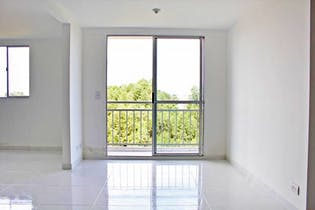 Apartamento en Riogrande, Rionegro - 55mt, dos alcobas, balcon