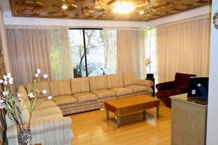 Casa en venta en  Bosque de las Lomas, Miguel Hidalgo de 580 mt2. de 2 niveles,